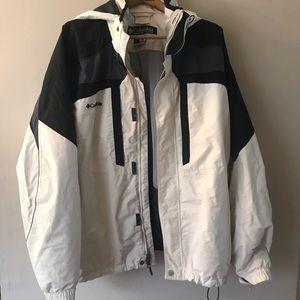 White Columbia ski jacket